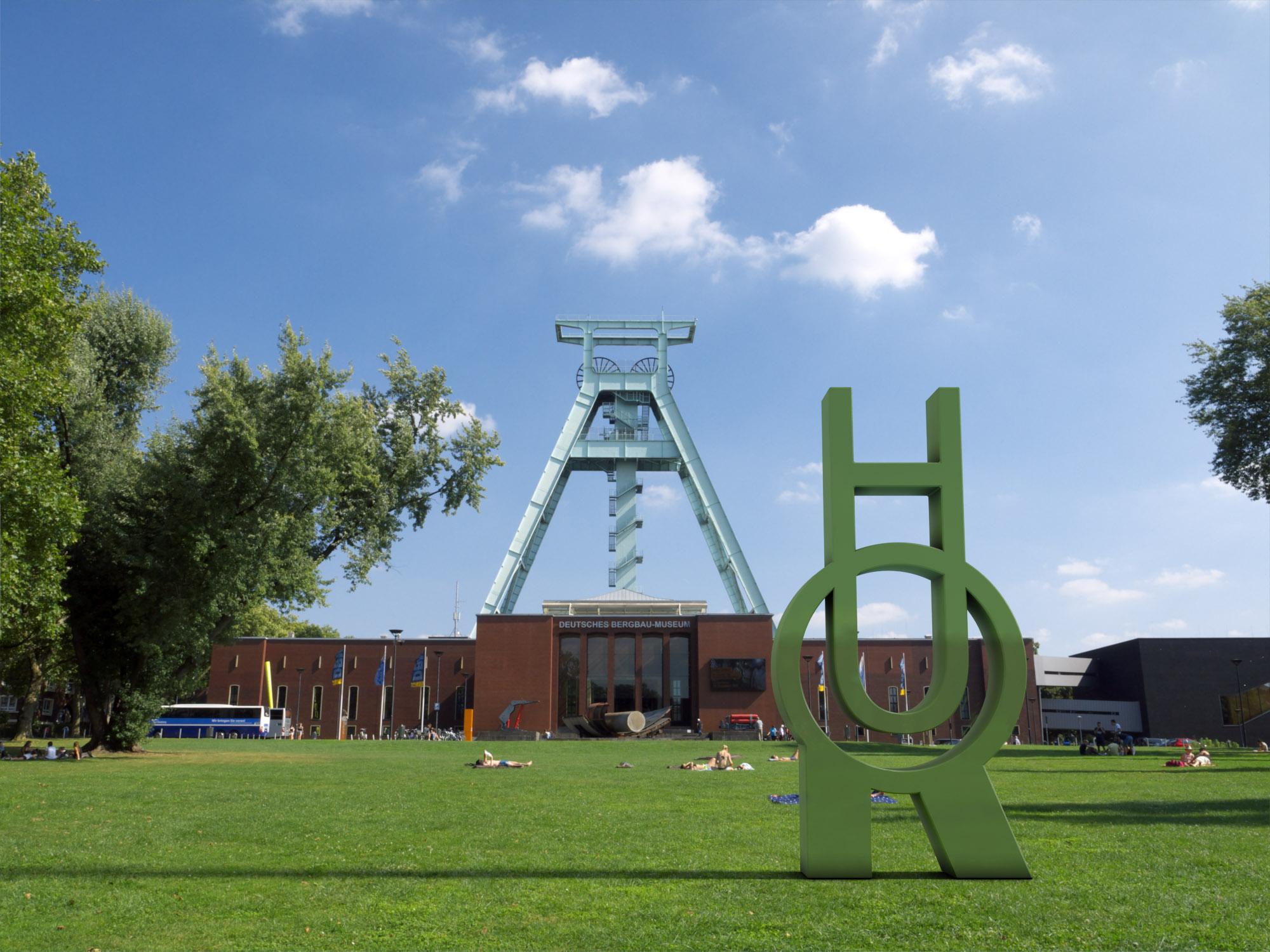 Zukunftszeichen Bergbau Museum